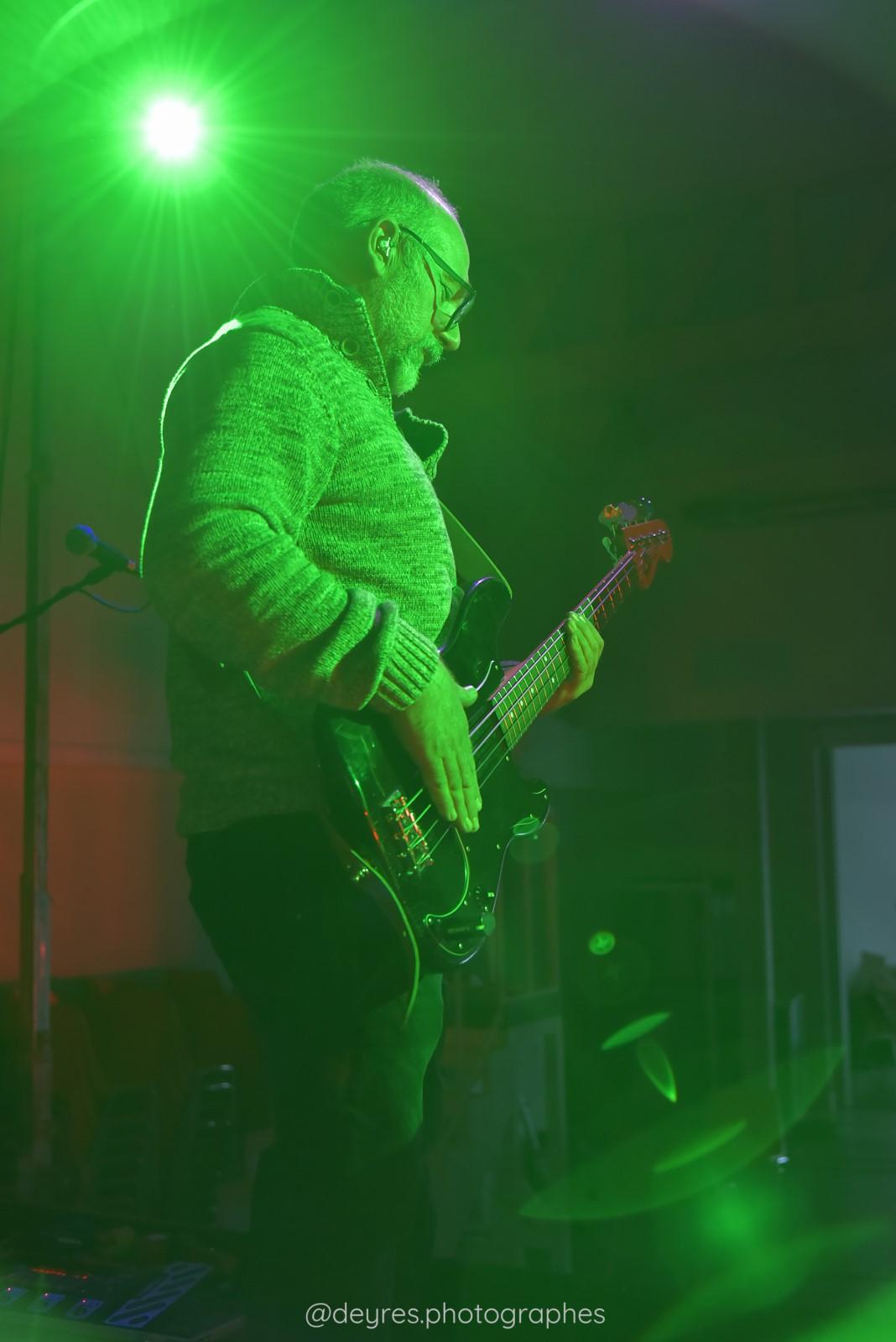 Photographe de concert, festival et spectacle vivant